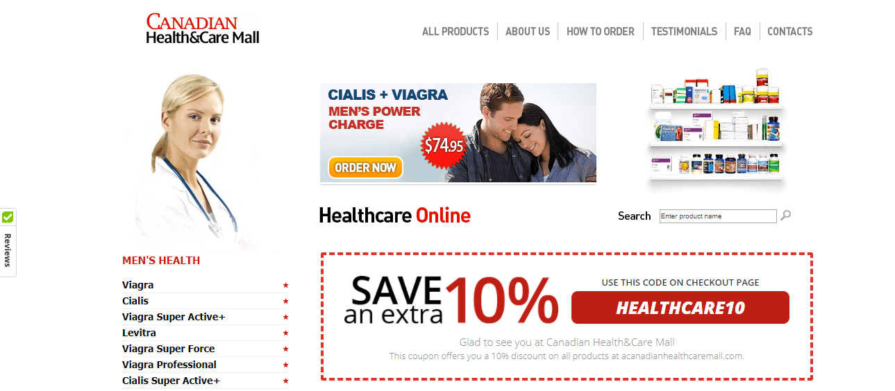 Canadian Health Care Mall