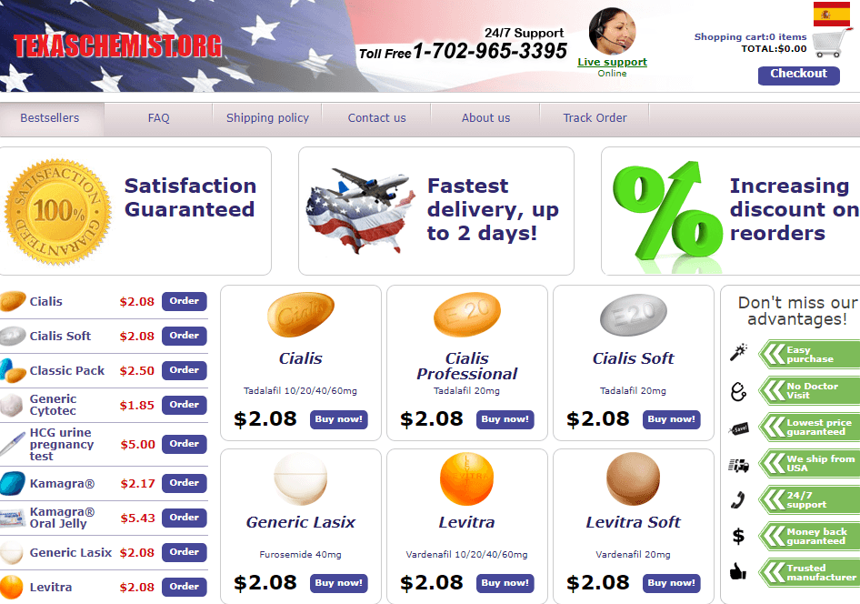 One of the Top Online Pharmacies in the USA