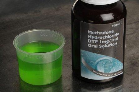 Methadone is a More Intense Treatment