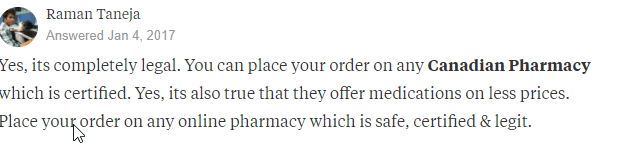 Buying Prescription Meds Legally